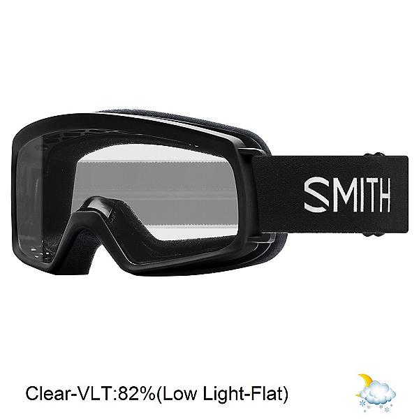 Smith Rascal Kids Goggles 2022, Black-Clear, 600