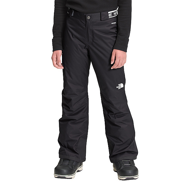 The North Face Freedom Insulated Girls Ski Pants 2022, TNF Black, 600