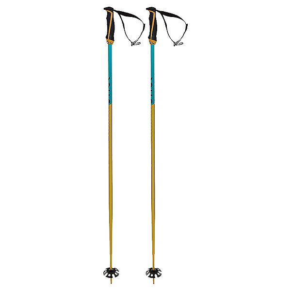 Volkl Phantastick Ski Poles 2022, Yellow, 600