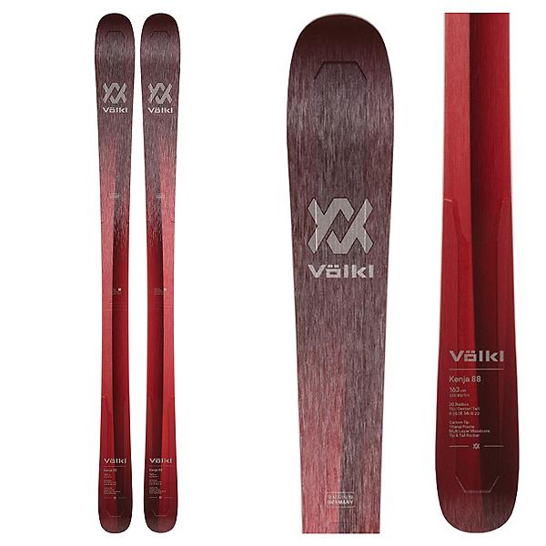 Volkl Kenja 88 Womens Skis 2022, , 600