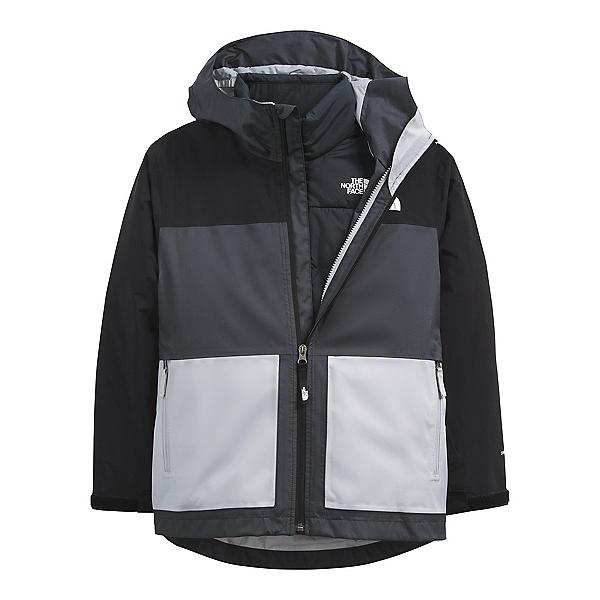 The North Face Freedom Triclimate Boys Ski Jacket 2022, Asphalt Grey, 600