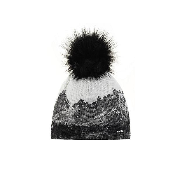 Eisbar Draw Lux Crystal MÜ Womens Hat 2022, Schwarz White Schwarz, 600