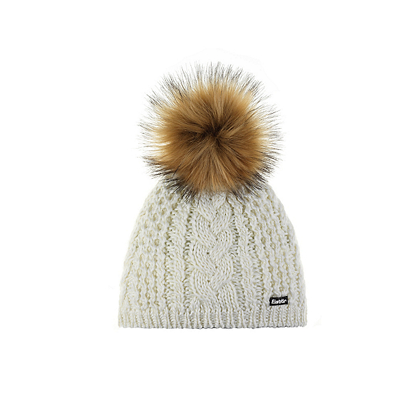 Eisbar Afra Lux MÜ Womens Hat 2022, White-Real, 600