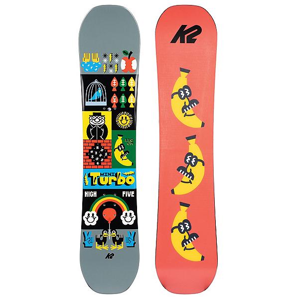 K2 Mini Turbo Boys Snowboard 2022, , 600