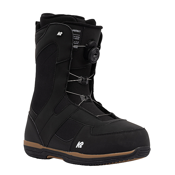 K2 Market Boa Snowboard Boots 2022, , 600