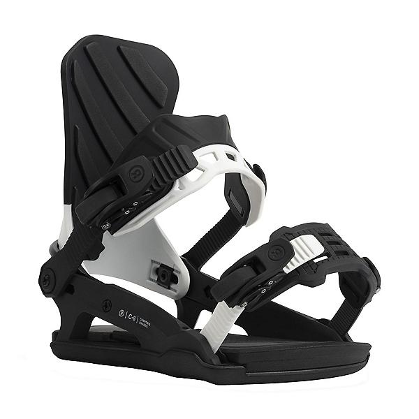 Ride C-8 Snowboard Bindings 2022, Classic Black, 600