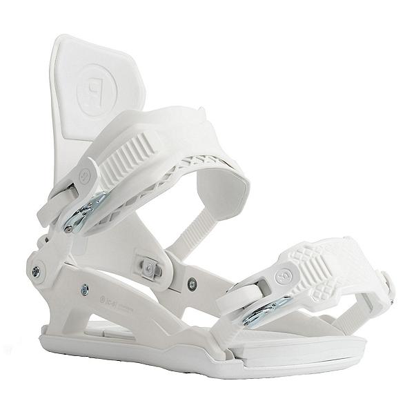 Ride C-9 Snowboard Bindings 2022, White, 600