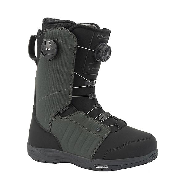 Ride Deadbolt Zonal Boa Snowboard Boots 2022, Grey, 600