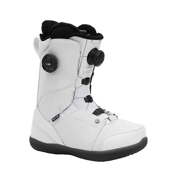 Ride Hera Boa Coiler Womens Snowboard Boots 2022, White, 600