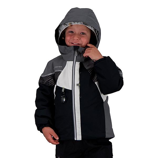 Obermeyer Orb Toddler Ski Jacket 2022, Black, 600