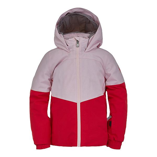 Spyder Conquer Toddler Girls Ski Jacket 2022, Cerise, 600