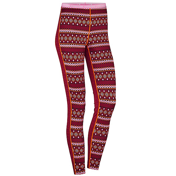 Kari Traa Lune Womens Long Underwear Pants 2022, Fancy, 600