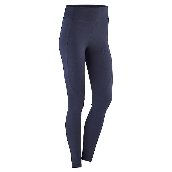 Kari Traa Rulle High Waist Womens Long Underwear Pants 2022, Marin, 600