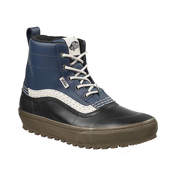Vans Standard Mid Snow MTE Mens Boots 2022, Navy-Gum, 600