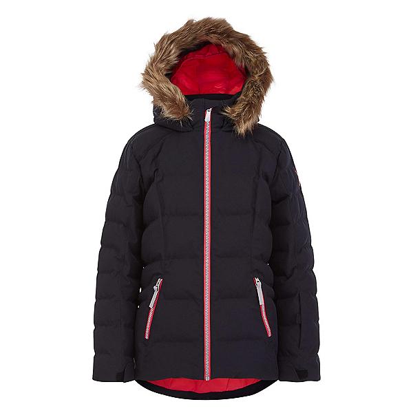 Spyder Atlas Synthetic Insulated Girls Ski Jacket 2022, Blk Cse, 600