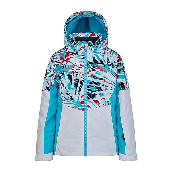 Spyder Conquer Girls Ski Jacket 2022, Wht Isd, 600