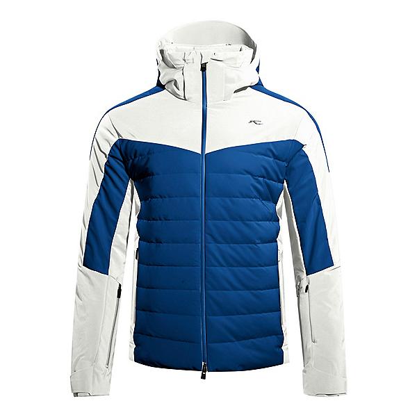 KJUS Sight Line Mens Insulated Ski Jacket 2022, Motion Blue White, 600