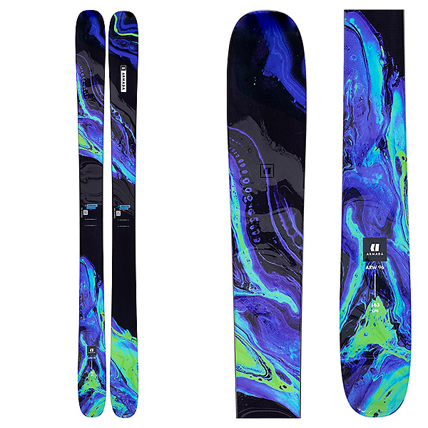 Armada ARW 96 Womens Skis 2022, , 600