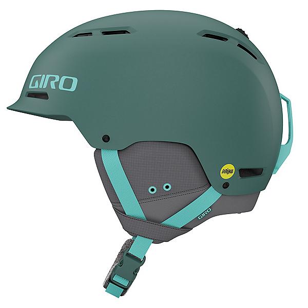 Giro Trig MIPS Womens Helmet 2022, Matte Grey Green-Glaze Blue, 600