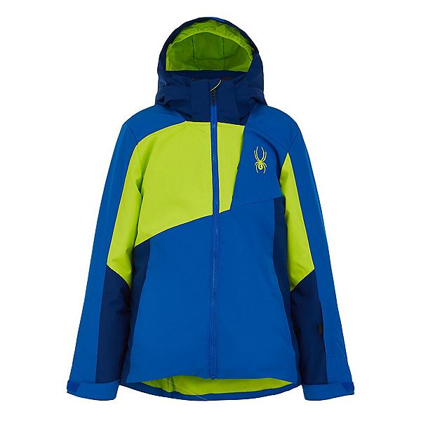 Spyder Ambush Boys Ski Jacket 2022, Old Glory, 600