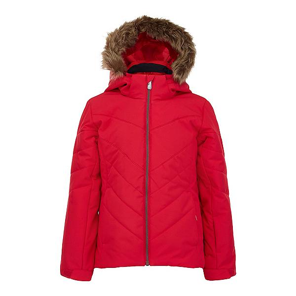 Spyder Lola Girls Ski Jacket 2022, Cerise, 600