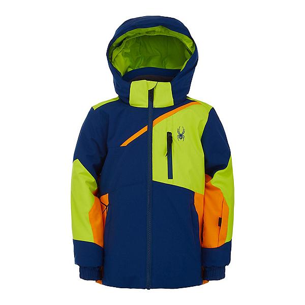 Spyder Challenger Toddler Ski Jacket 2022, Abyss, 600