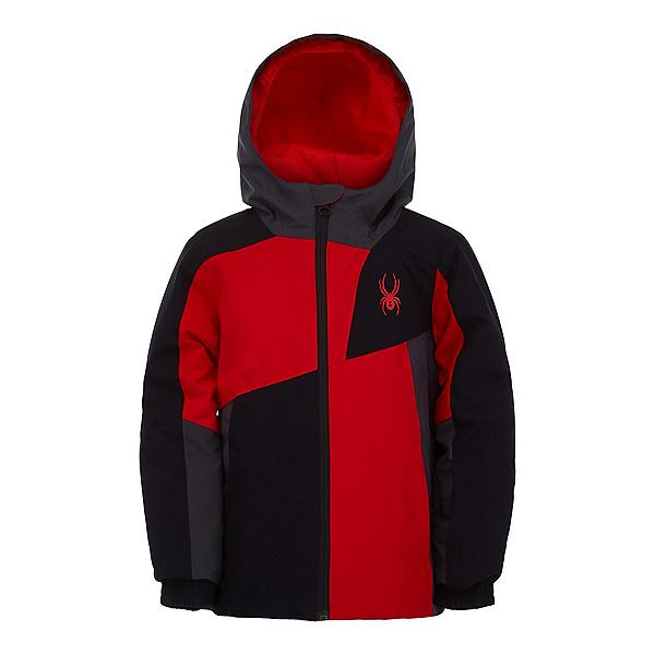 Spyder Ambush Toddler Ski Jacket 2022, Volcano, 600
