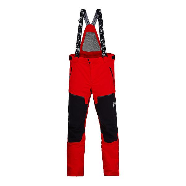 Spyder Propulsion GTX Mens Ski Pants 2022, Volcano-Black, 600