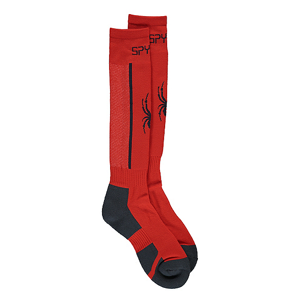 Spyder Sweep Ski Socks 2022, Volcano, 600