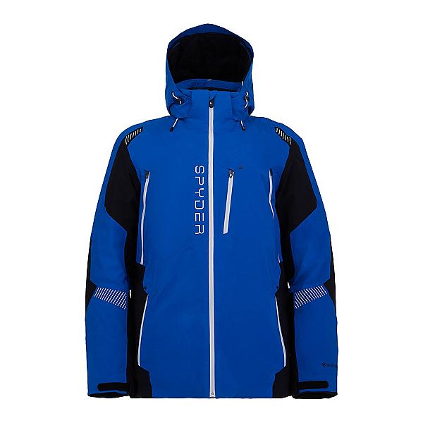Spyder Leader GTX Mens Insulated Ski Jacket 2022, Old Glory, 600