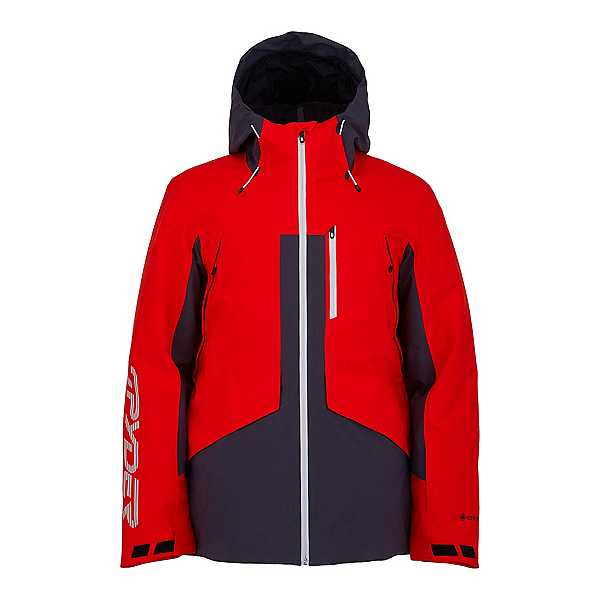 Spyder Anthem GTX Mens Insulated Ski Jacket 2022, Volcano, 600