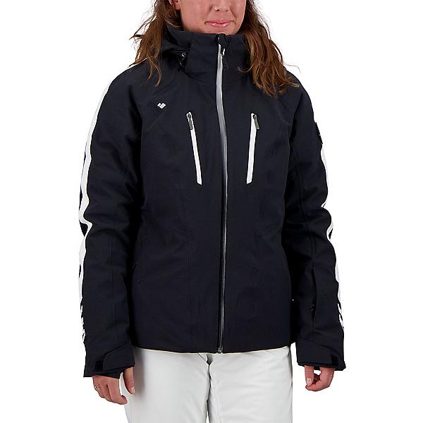 Obermeyer Nova Womens Insulated Ski Jacket 2022, Black, 600