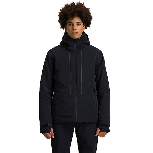 Rossignol Aile Mens Insulated Ski Jacket 2022, Black, 600