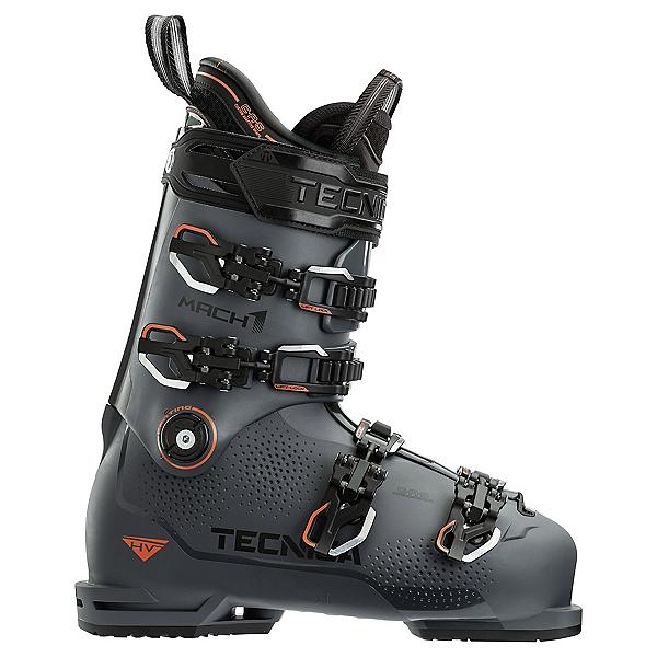 Tecnica Mach1 110 HV Ski Boots 2022, Race Grey, 600