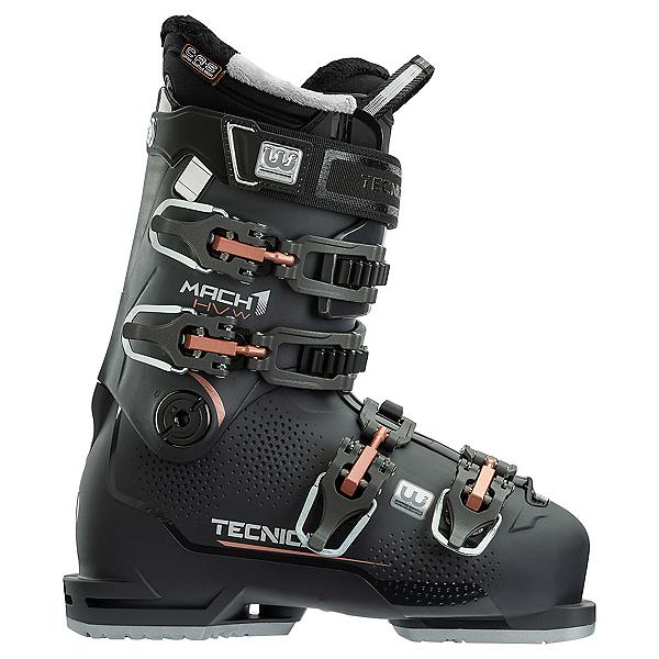 Tecnica Mach1 95 HV Womens Ski Boots 2022, Graphite, 600