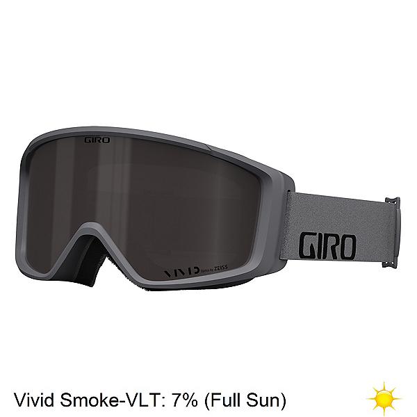 Giro Index 2.0 Flash OTG Goggles 2022, Grey Wordmark-Vivid Smoke, 600