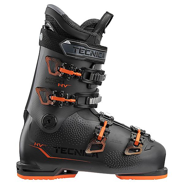 Tecnica Mach Sport 80 HV Ski Boots 2022, Graphite, 600