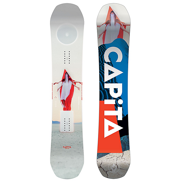 Capita Defenders of Awesome Snowboard 2022, 158cm, 600