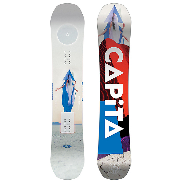 Capita Defenders of Awesome Wide Snowboard 2022, 153cm Wide, 600