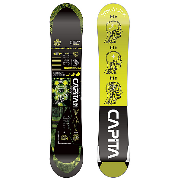 Capita Outerspace Living Snowboard 2022, 152cm, 600