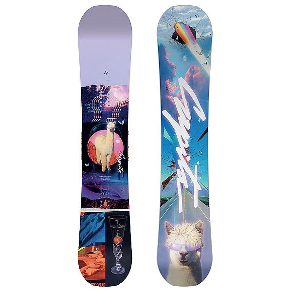 Capita Space Metal Fantasy Womens Snowboard 2022, , 600
