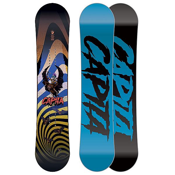 Capita Scott Stevens Mini Boys Snowboard 2022, 120cm, 600