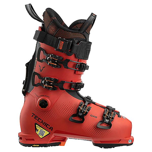 Tecnica Cochise 130 DYN Ski Boots 2022, Brick Orange, 600