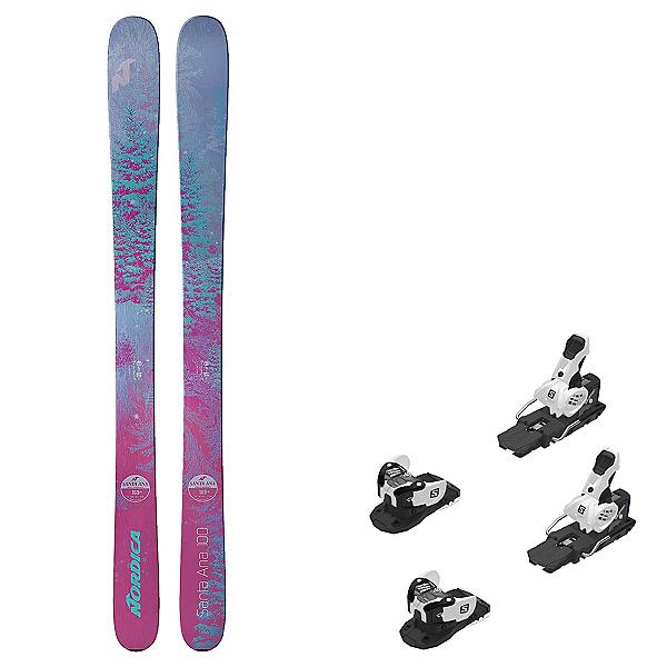 Nordica Santa Ana 100 Womens Ski Package 2019, , 600