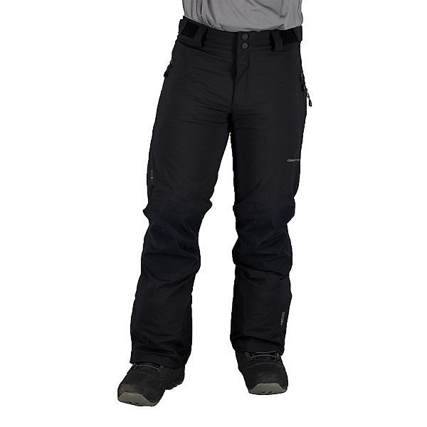 Obermeyer Process - Short Mens Ski Pants 2022, Black, 600