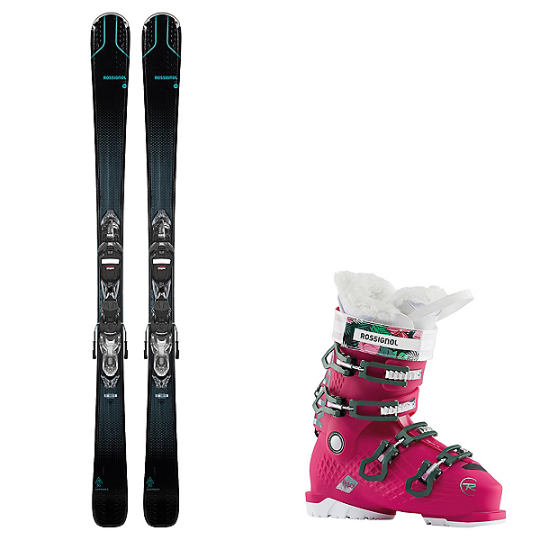 Rossignol Experience 80 CI Womens Ski Package, , 600