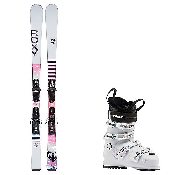 Roxy Kaya 72 Womens Ski Package, , 600