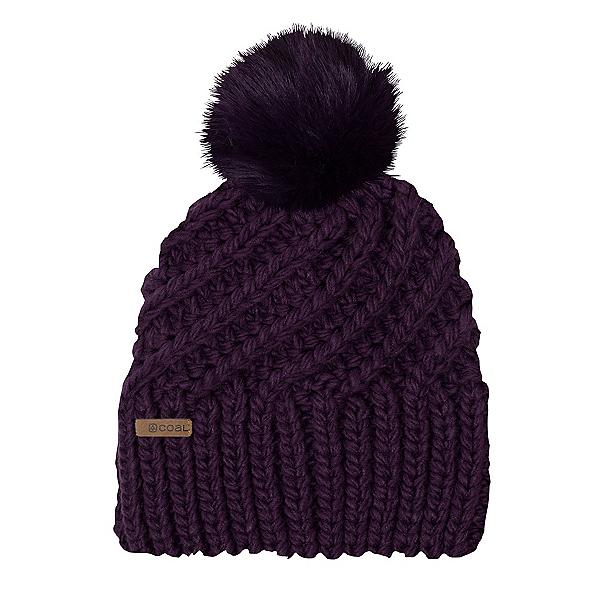 Coal Maizy Womens Hat 2022, Black Cherry, 600