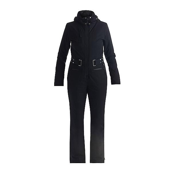NILS Gabrielle 2.0 Womens One Piece Ski Suit 2022, Black, 600