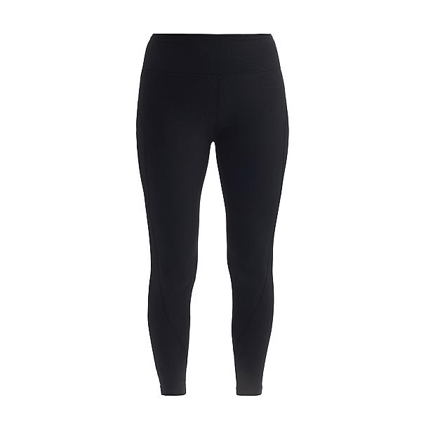 NILS Asa Leggings Womens Long Underwear Pants 2022, Black-Black, 600